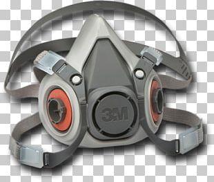 Respirator 3M Vapor Mask Cartridge PNG
