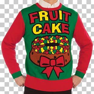 Fruitcake Christmas Jumper T-shirt Sweater PNG