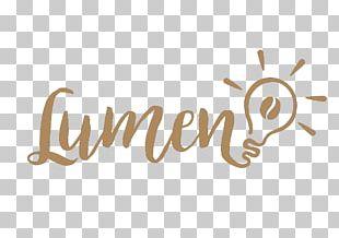 Lumen Coffee Logo Cafe Text PNG