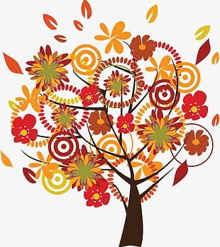 Autumn Tree PNG