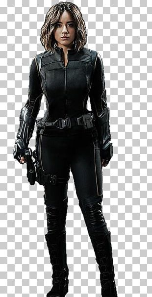Chloe Bennet Daisy Johnson Agents Of S.H.I.E.L.D. Black Canary Cosplay PNG