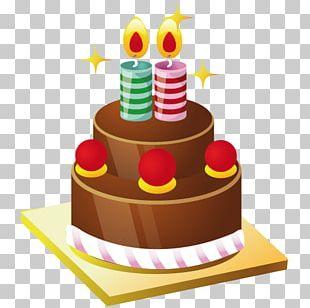 Birthday Cake Wedding Cake Christmas Cake Rum Cake PNG