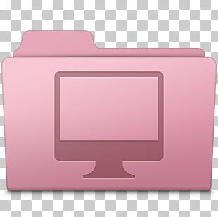 Pink Square Font PNG