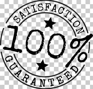 Money Back Guarantee Customer Satisfaction PNG