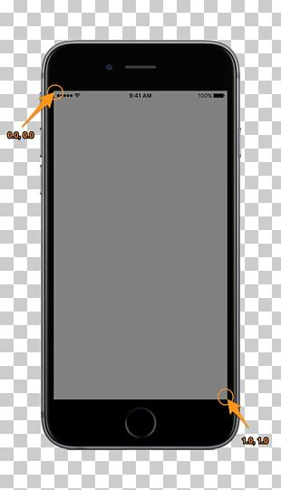 Smartphone IPhone 8 Color PNG
