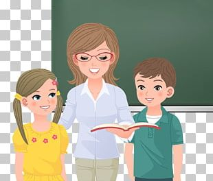 Student Teacher Blackboard Education PNG