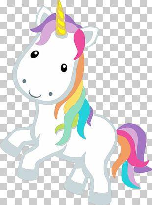 Unicorn Drawing PNG