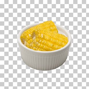 Corn On The Cob Vegetarian Cuisine Sweet Corn Corn Kernel Maize PNG