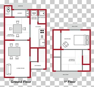 Hanamichi Floor Plan House Japanese Architecture Location PNG