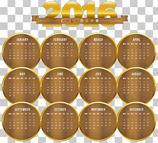 Lunar Calendar Time PNG