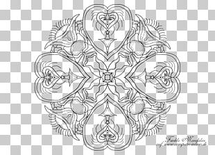 Line Art Drawing Symmetry White Pattern PNG
