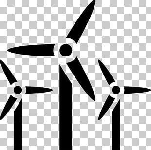 Wind Farm Wind Turbine Wind Power PNG