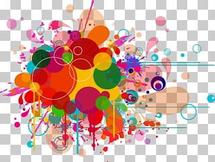 Abstract Art Graphic Design PNG