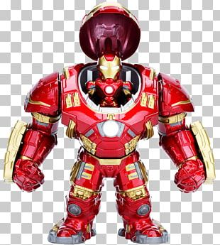 Iron Man Hulkbusters Marvel Universe Action & Toy Figures PNG