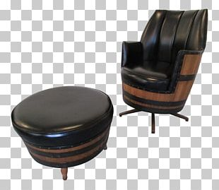 Club Chair Foot Rests PNG