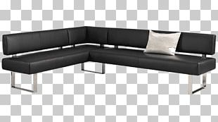 Couch Bench Furniture Chair Leather PNG