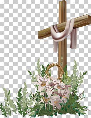 Calvary Bible Easter Christian Cross PNG