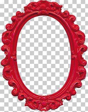 Frame Oval Film Frame PNG