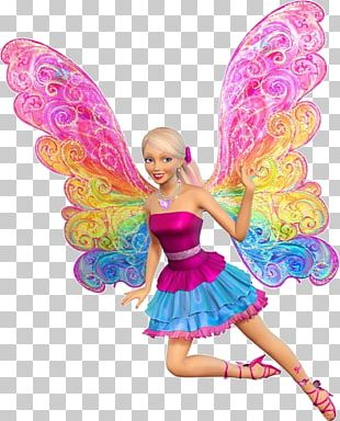 Barbie Fairy Doll PNG