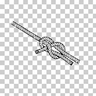 Sheet Bend Knot Bowline Anchor Bend Becket Hitch PNG
