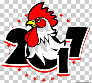 Rooster Chicken Logo 0 PNG