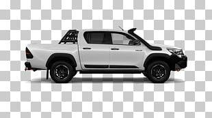 Toyota Hilux Car Toyota Land Cruiser Prado Tire PNG