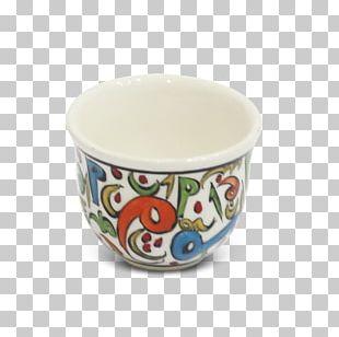 Arabic Coffee Porcelain Turkish Coffee Mug PNG