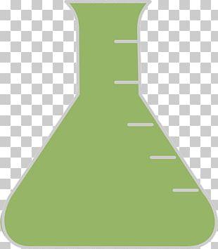 Erlenmeyer Flask Laboratory Flasks Beaker Chemistry PNG