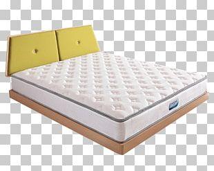 Mattress Pad Box-spring Bed Frame PNG