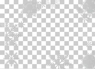 Snowflake Pattern PNG