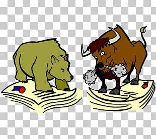 CBBC Cartoon Animals Painted On Newspaper PNG