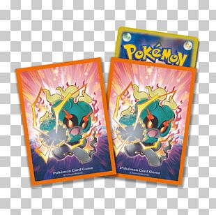 Pokémon Sun And Moon Pokémon X And Y Pokémon Trading Card Game Playing Card Card Sleeve PNG