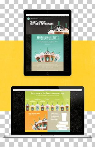 Frappuccino Starbucks Brand Foodservice PNG