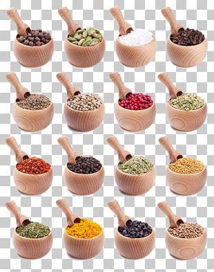 Spice Condiment Herb Seasoning Black Pepper PNG