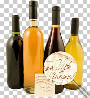 Wine Label Champagne Bottle PNG