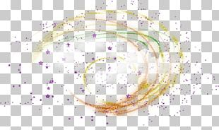 Light Glare Abstraction PNG