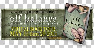 Off Balance: Ballet Theatre Chronicles Book Brand PNG