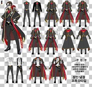 Costume Design Uniform Character Fiction PNG