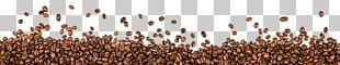 Iced Coffee Cafe Espresso Latte PNG