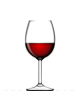 White Wine Red Wine Champagne Cup PNG