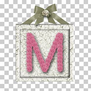 Christmas Ornament Heart Pink M Pattern PNG
