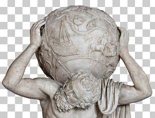 Farnese Atlas Ancient Greece Greek Mythology Ancient Greek Sculpture PNG