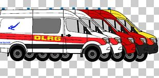 Car Fire Department Emergency Ambulance Commercial Vehicle PNG