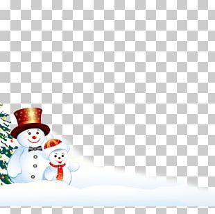 Snowman Christmas Computer File PNG