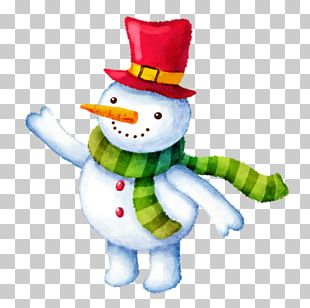 Snowman School Winter For Loop PNG