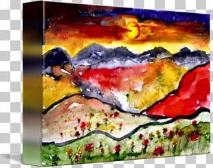 Watercolor Painting Art PNG