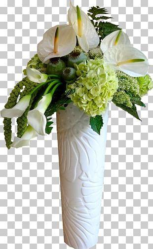Flower Bouquet Floristry Vase Floral Design PNG
