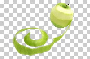 Peel Apple Food Fruit Slice PNG