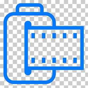 Photographic Film Computer Icons Reel Photography PNG