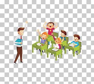 Student Teacher Estudante Lesson Education PNG